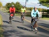 biking in Virginia