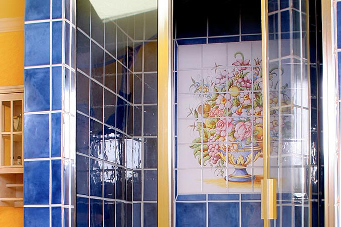 Shenandoah Bed and Breakfast Bathroom