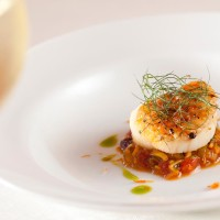 LAuberge_2010-Food_Scallop-955585708-O