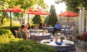 Al Fresco Dining Provence Style