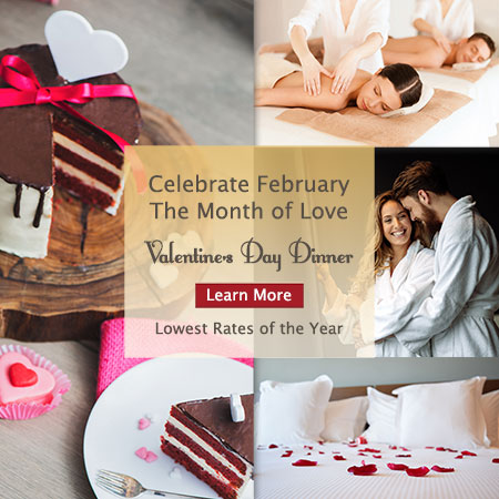 Celebrate the Month of Love