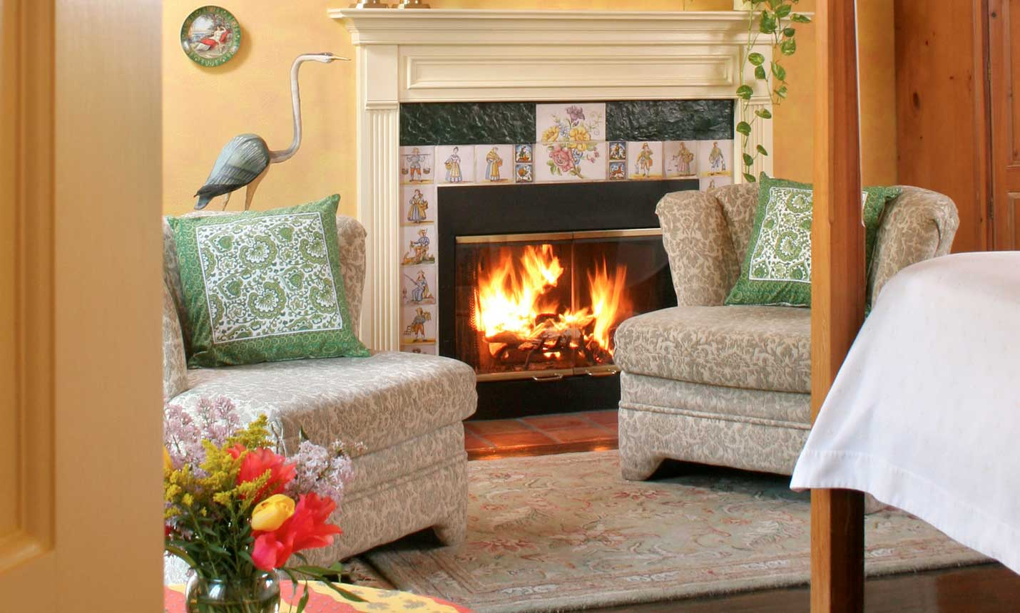 bed and breakfast virginia french inspired luxury inn