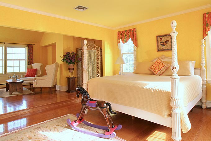 Luxury Inn in the Shenandoah Valley of Virginia