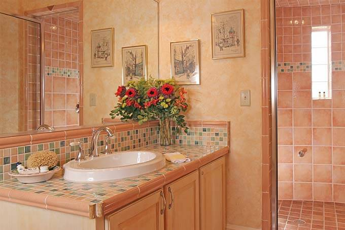 Middleburg Virginia Bed and Breakfast Bathroom