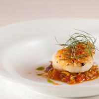 LAuberge_2010-Food_Scallop-955584586-O
