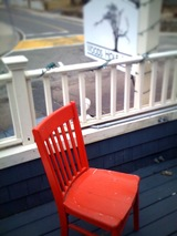 Traveling Red Chair - Bed and Breakfast Near Washington DC