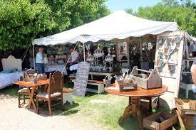 Spring Market Tent