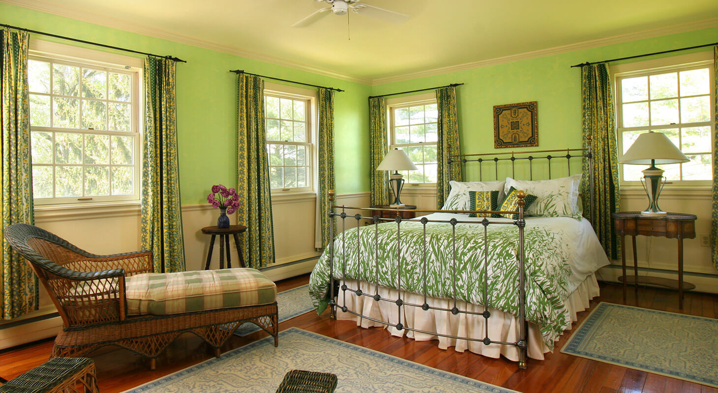 Marie Antoinette room at our Shenandoah Valley Bed and Breakfast