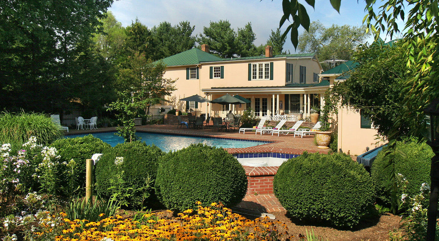 The Villa La Campagnette at our Shenandoah Valley Inn
