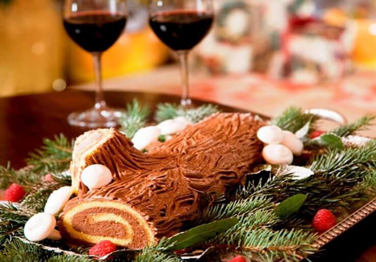 Christmas Around the World Dinner