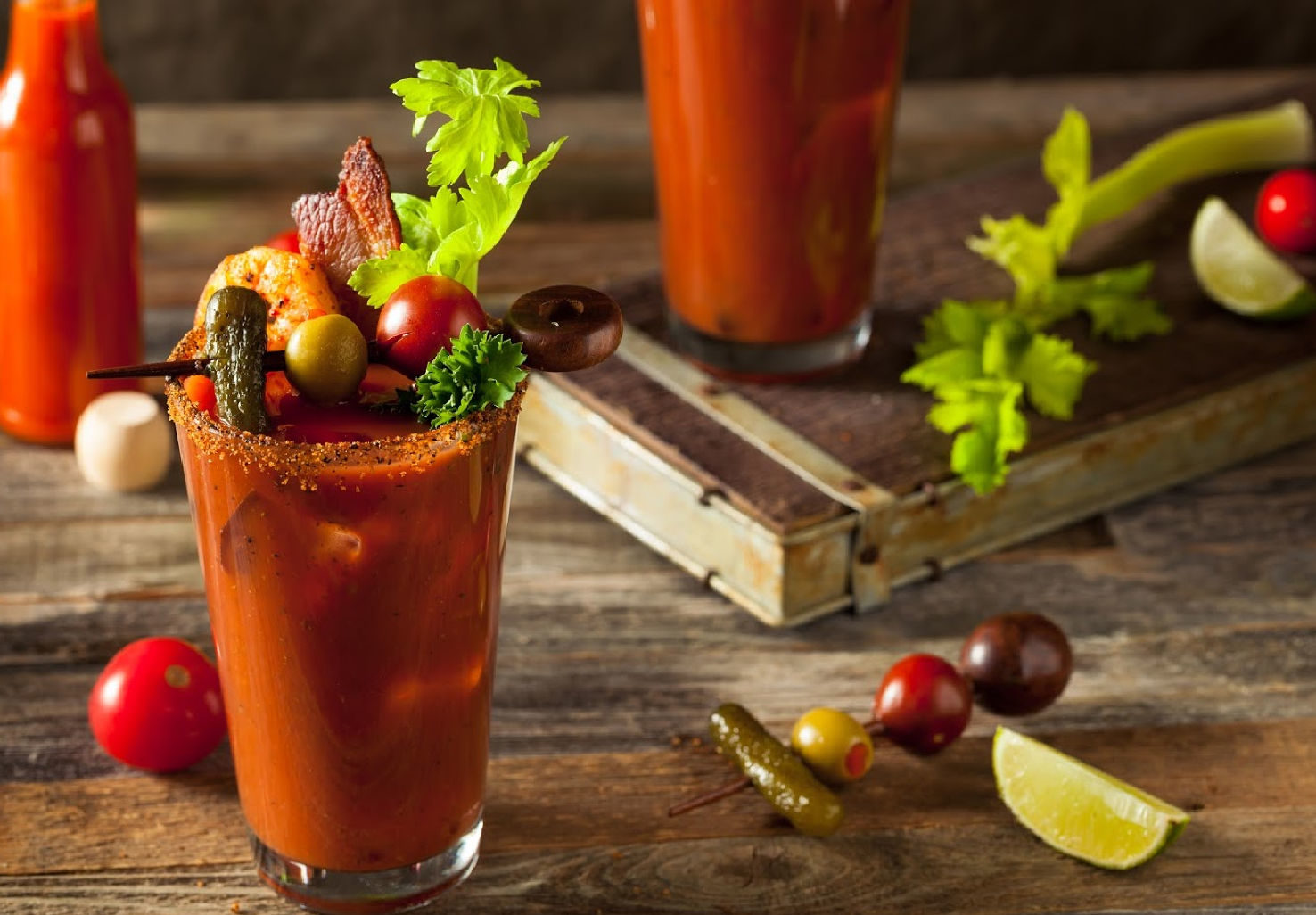 Bloody Mary Build Your own in VA