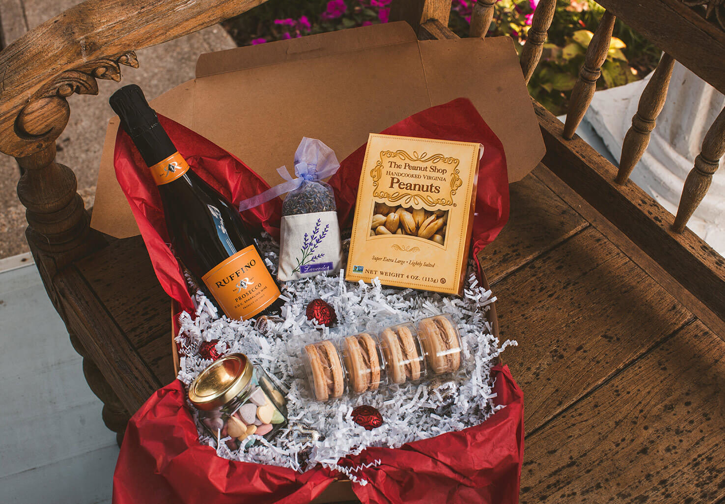 Shenandoah Getaway Box of Love