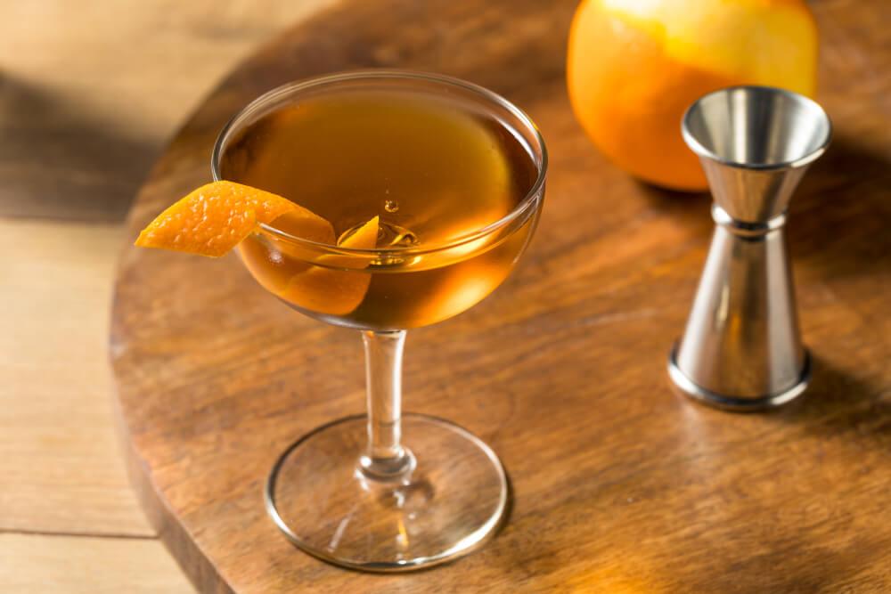 Hanky Panky Cocktail Drink